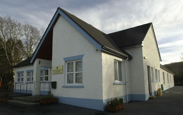 The Benwiskin Centre in Ballintrillick County Sligo